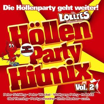Various - Die Lollies Präs.Höllenparty Hitmix Vol.2