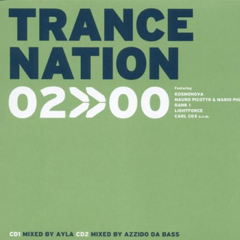 Various - Trance Nation 2/00