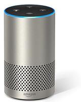 Amazon Echo [2ème génération] argent
