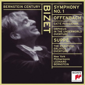 Leonard Bernstein - Sinfonie In C / Gaite Parisienne