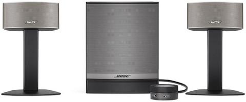 Bose Companion 5 multimedia speaker system zwart