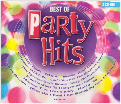 Various - Best of Party Hits(Revised2008