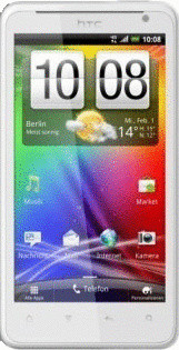 HTC Velocity 4G 16GB blanco