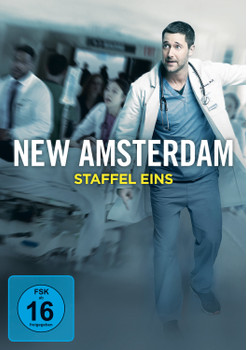 New Amsterdam - Staffel 1 [6 DVDs]
