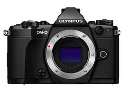 Olympus OM-D E-M5 Mark II zwart