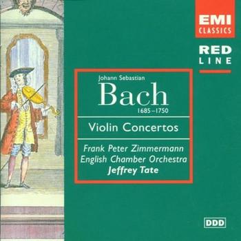 F.P. Zimmermann - Red Line - Bach / Mozart (Violinkonzerte)