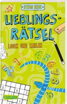 Lieblingsrätsel – Logik und Zahlen, ab 8 Jahren (Rechenrätsel, Sudoku, Logicals und vieles mehr) - Stefan Heine  [Taschenbuch]
