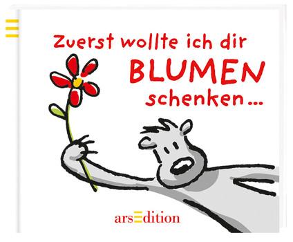 Zuerst wollte ich dir Blumen schenken - Jens Dobbers