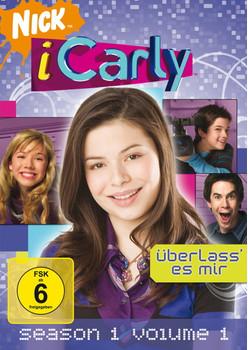 iCarly: Überlasse es mir [2 Episoden von Season 1 Volume 1]