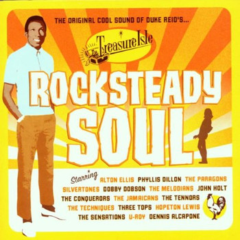 Various - Rocksteady Soul