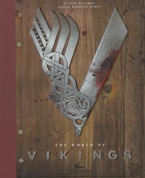 The World of Vikings - Justin Pollard [Gebundene Ausgabe]