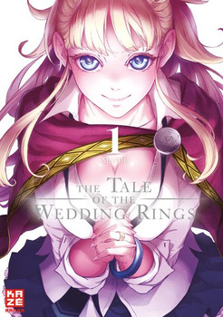 The Tale of the Wedding Rings 01 - MAYBE  [Taschenbuch]