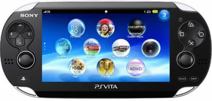 Sony PlayStation Vita [WiFi con 8GB Memory Stick]