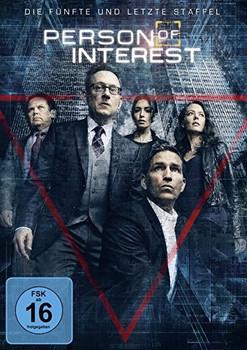 Person of Interest - Die komplette fünfte und letzte Staffel [3 DVDs]