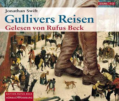 Gullivers Reisen / 3CDs