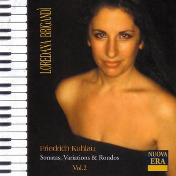 Loredana Briganti - Sonaten,Variationen Vol.2