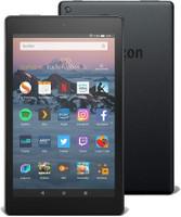 """Amazon Fire HD 8 8"""" 16GB [wifi, model 2018] zwart"""