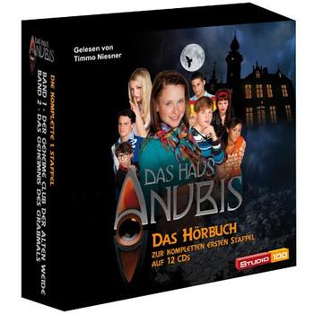 Das Haus Anubis - Das Hörbuch zur Kompletten 1.Staffel