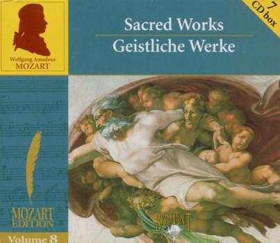 Nordic Chamber Choir - Mozart Edition Volume 8 Geistliche Werke