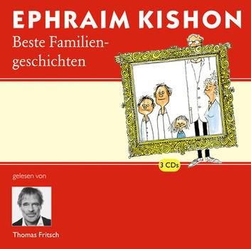 Kishons beste Familiengeschichten. 3 CDs.