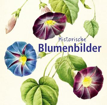 Historische Blumenbilder. Book To Go – Der Bildband für die Hosentasche [Gebundene Ausgabe]