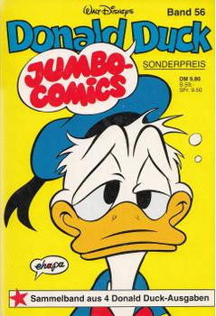 Donald Duck: Band 56 - Jumbo-Comics [Taschenbuch]