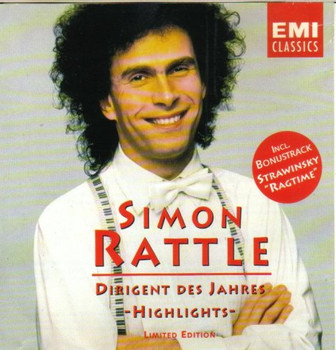 Rattle - Simon Rattle Artist Sampler