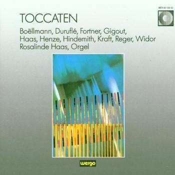 Rosalinde Haas - Toccaten