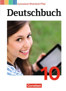 Deutschbuch 10: Sprach- und Lesebuch für Gymnasium in Rheinland-Pfalz - Andrea Wagener [Gebundene Ausgabe, 1. Auflage 2016]
