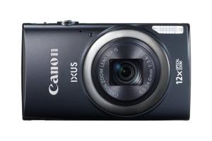 Canon IXUS 265 HS zwart