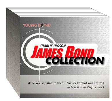 Young James Bond Collection: Stille Wasser sind tödlich / Zurück kommt nur der Tod - Charlie Higson