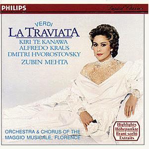 Te Kanawa - La Traviata (Az)