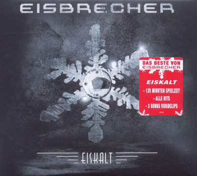 Eisbrecher - Eiskalt-Best of (Digipak)