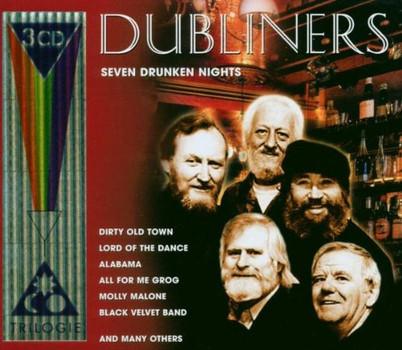 the Dubliners - Seven Drunken Night