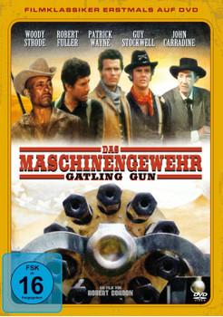 Das Maschinengewehr - Gatling Gun
