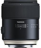 Tamron SP 45 mm F1.8 Di USD VC 67 mm Obiettivo (compatible con Nikon F) nero
