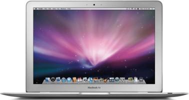 """Apple MacBook Air 13.3"""" (Haute résolution brillant) 1.86 GHz Intel Core 2 Duo 2 Go RAM 128 Go SSD [Fin 2010, Clavier anglais, QWERTY]"""