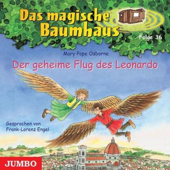 Frank-Lorenz Engel - Das Magische Baumhaus 36/der Geheime Flug des Leon