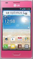 LG E610 Optimus L5 4GB rosa
