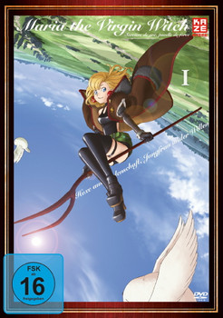 Maria, the Virgin Witch 1 [Limited Edition]
