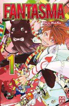Fantasma 01 - Kaku, Yuuji