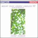 Ingrid Haebler - Mozart:Complete Piano Sonatas Vol. Iv