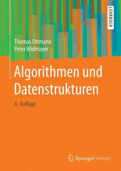 Algorithmen und Datenstrukturen - Peter Widmayer [Gebundene Ausgabe]