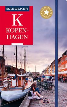 Baedeker Reiseführer Kopenhagen. mit GROSSEM CITYPLAN - Hilke Maunder  [Taschenbuch]