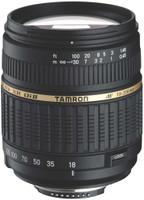 Tamron AF 18-200 mm F3.5-6.3 ASL Di IF XR II 62 mm Objectif  (adapté à Canon EF) noir