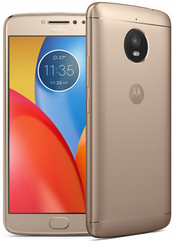 Motorola Moto E4 Plus 16GB goud