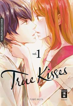 True Kisses 01 - Fumie Akuta  [Taschenbuch]
