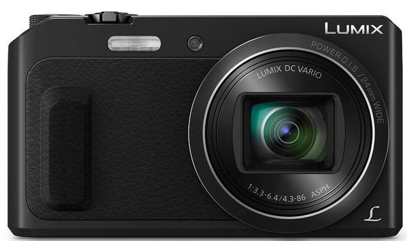 Panasonic Lumix DMC-TZ41 zwart