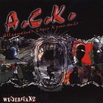 A.C.K. - Widerstand