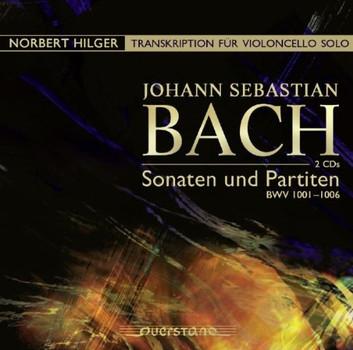 Norbert Hilger - Sonaten und Partiten Bwv 1001-1006 (für Cello)